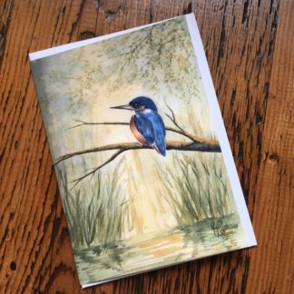 Kingfisher II Card